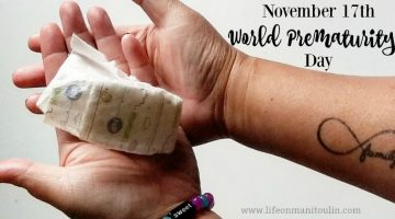 November 17th ~ World Prematurity Awareness Day