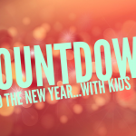 Countdown to New Year 2018…With Kids
