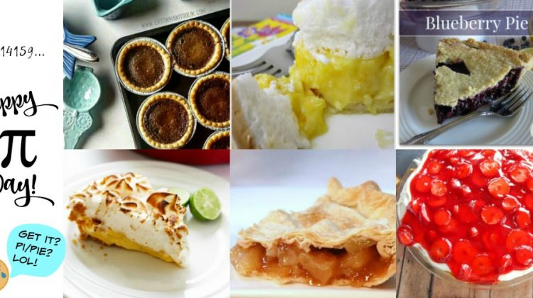 Celebrating Pi Day! 15 Perfect Pies You Will Love!