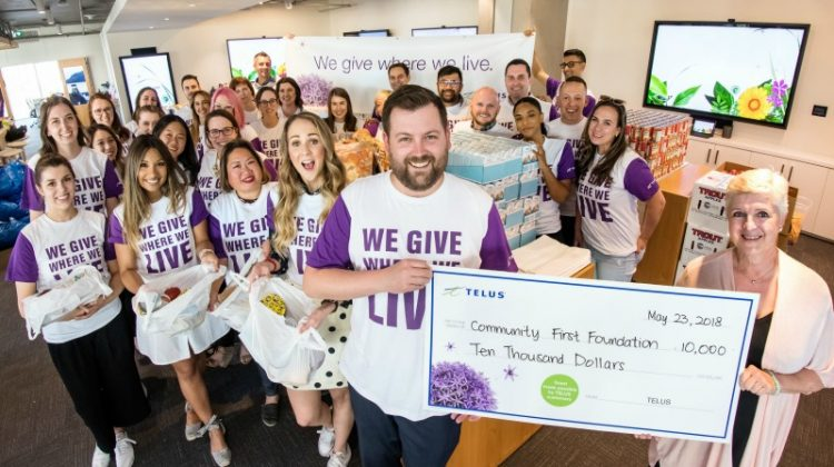 TELUS: The Most Giving Company in Canada #MostGivingCompany