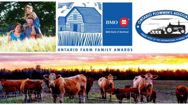 2018 BMO Farm Family Award