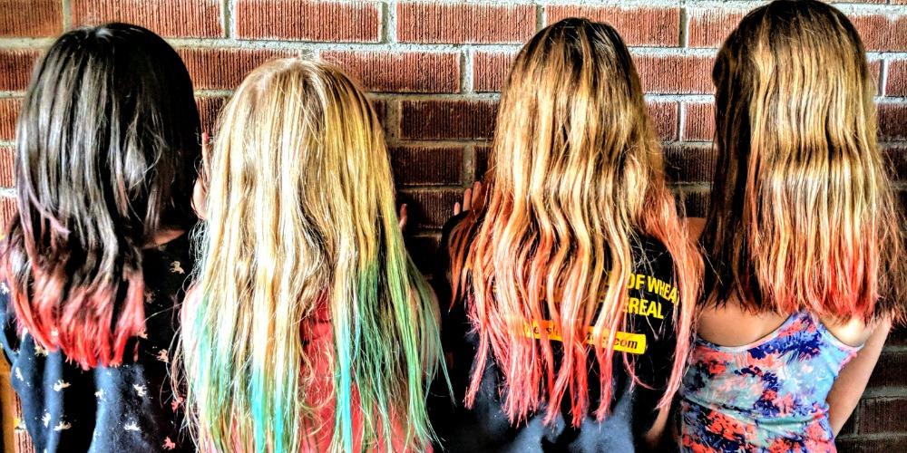Kool Aid Hair Dye Surprised It Really Really Works
