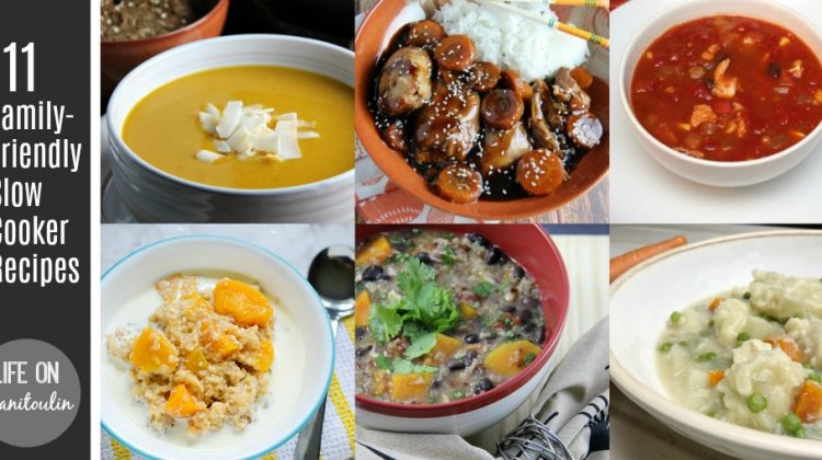 11 Family-Friendly Slow Cooker Recipes