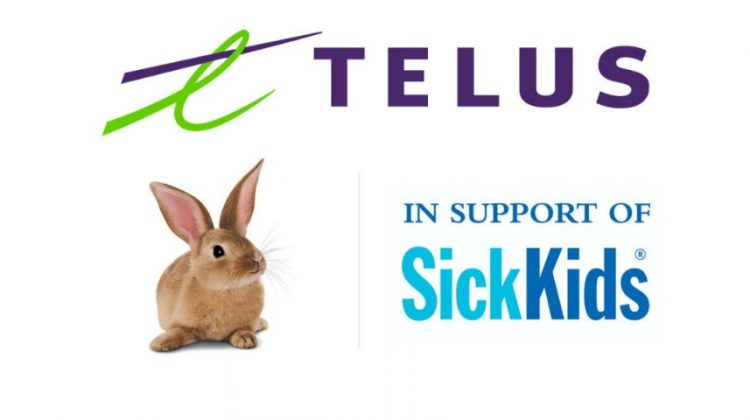 TELUS & SickKids ~ How You Can Help