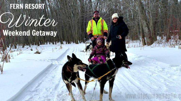 Winter Weekend Getaway ~ Fern Resort