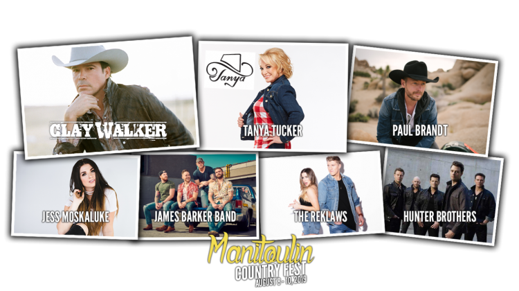 Manitoulin Country Fest 2019