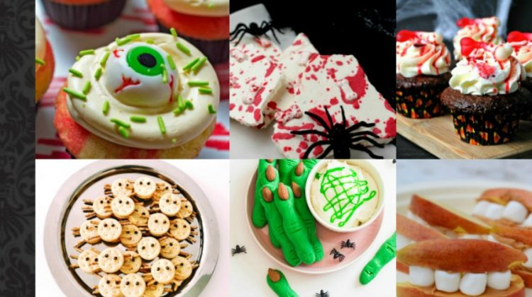 14 Fun Halloween Treats