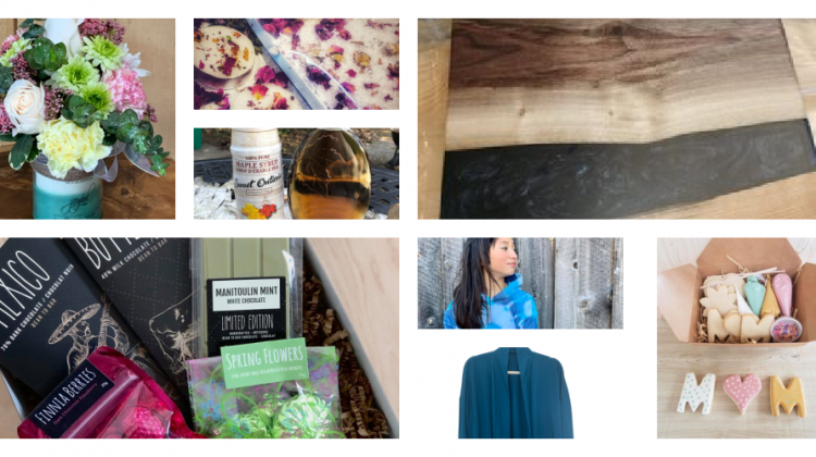 Manitoulin Mother's Day Gift Ideas + GIVEAWAY