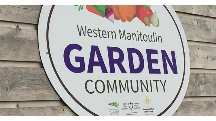 Western Manitoulin Community Garden selected as 1 of 5 finalists for David Suzuki Foundation Future Ground Prize sponsored by the Desjardins Group