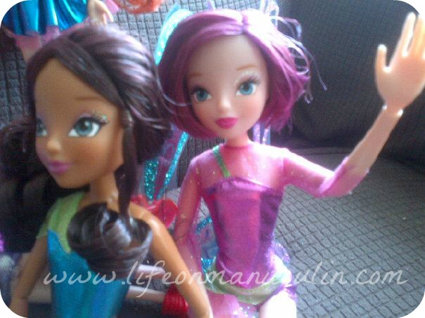 Nickelodeon's Winx Club Fairies {Review & Giveaway} - Life on Manitoulin