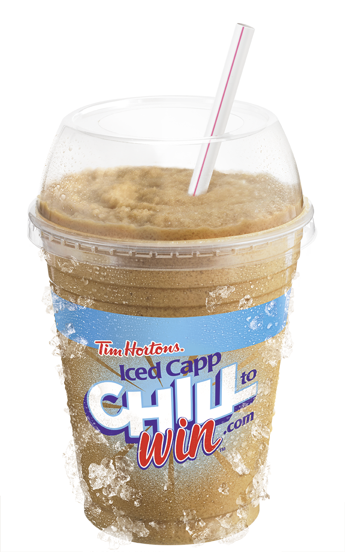 Chill to Win with @TimHortons! {Giveaway} - Life on Manitoulin