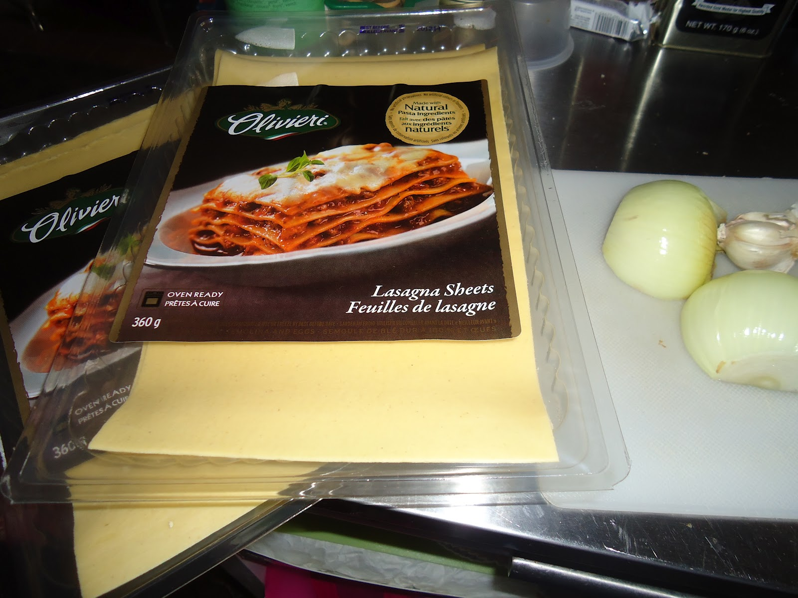 How To Cook Ready Made Lasagne Sheets